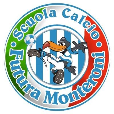 a Logo Futura Monteroni BIANCO